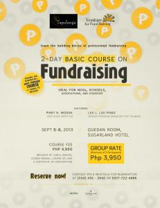 Fundraising eblast